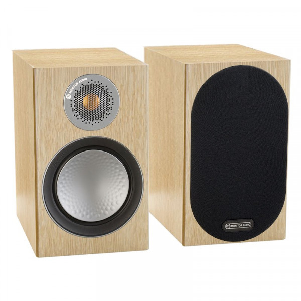 MONITOR AUDIO SILVER 50 6G NATURAL OAK