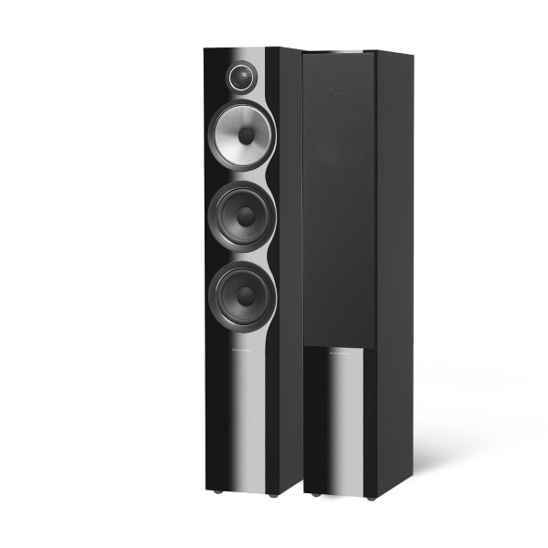 Bowers & Wilkins 704 S2 Black High Gloss