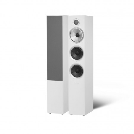 Bowers & Wilkins 704 S2 White