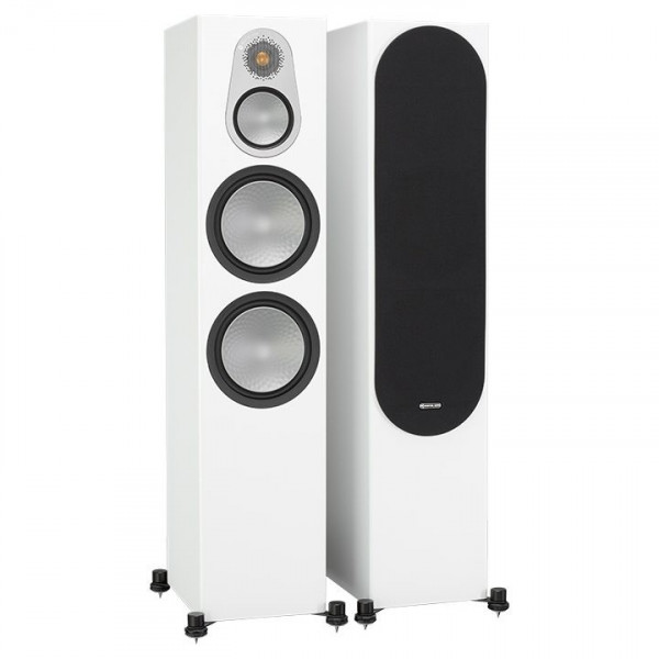 MONITOR AUDIO SILVER 500 6G SATIN WHITE