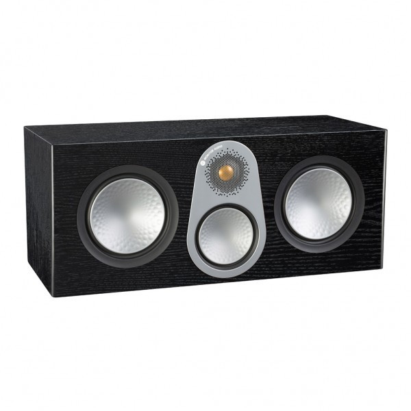 MONITOR AUDIO SILVER C350 6G BLACK OAK