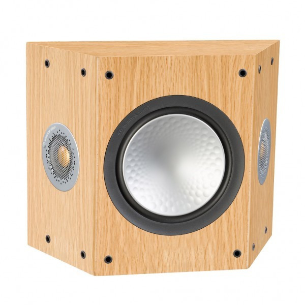 MONITOR AUDIO SILVER FX 6G NATURAL OAK - PAIR