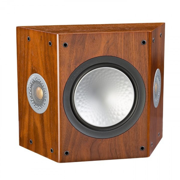 MONITOR AUDIO SILVER FX 6G WALNUT - PAIR