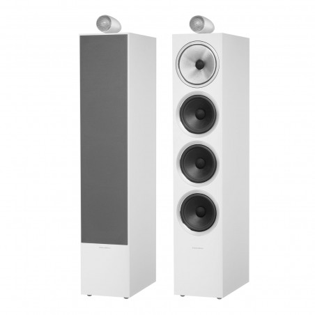BOWERS & WILKINS 702 WHITE SATIN