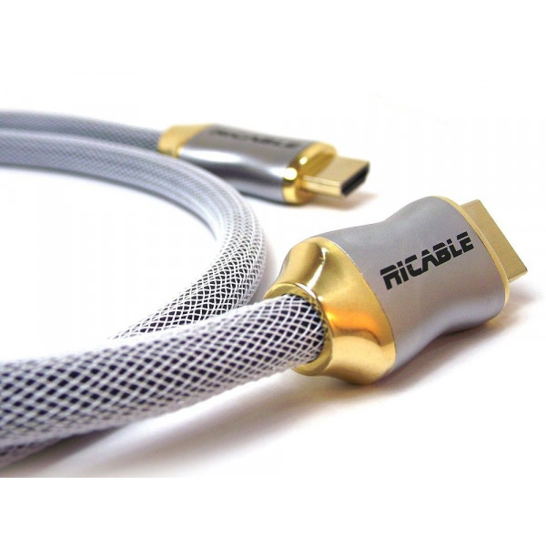 RICABLE U05 ULTIMATE HDMI 2.0 - 0.5 MT