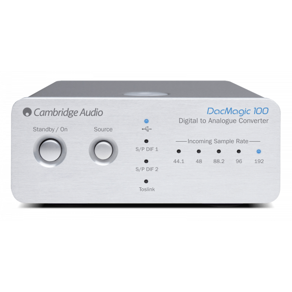 CAMBRIDGE AUDIO DA MAGIC 100 DAC SILVER