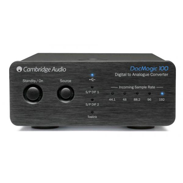 CAMBRIDGE AUDIO DAC MAGIC 100 BLACK