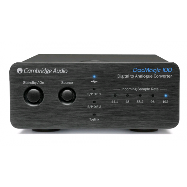 CAMBRIDGE AUDIO DACMAGIC 100 BLACK