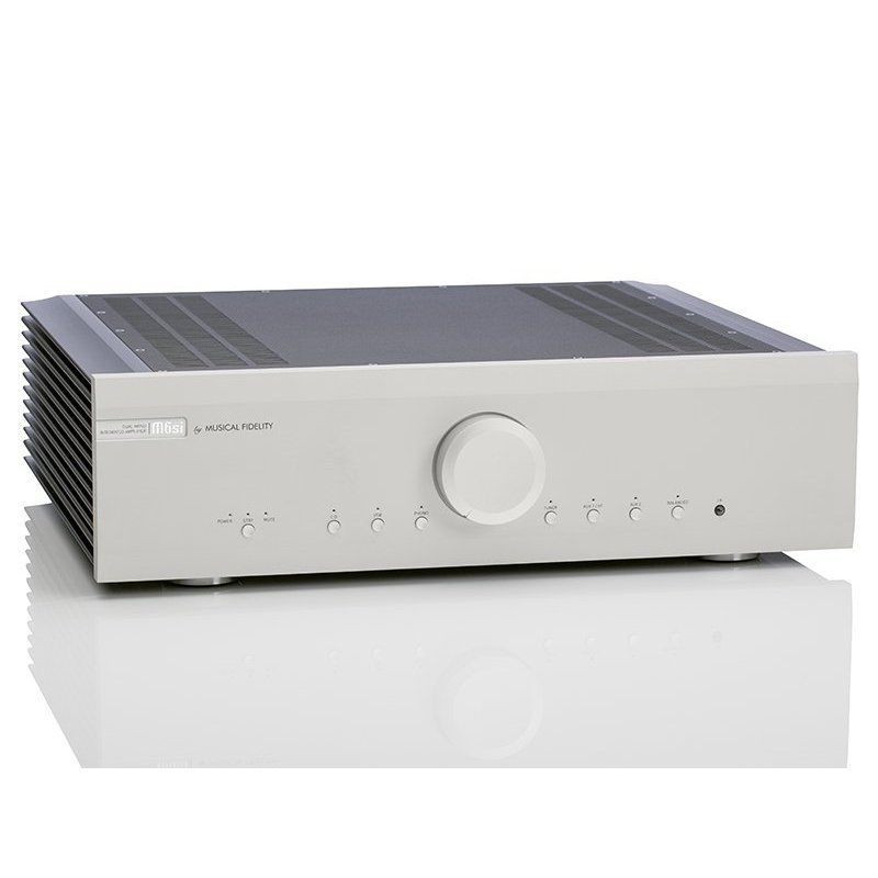 MUSICAL FIDELITY M6 SI SILVER