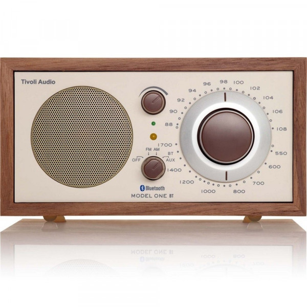 TIVOLI MODEL ONE BT CLASSIC WALNUT/BEIGE