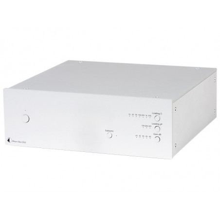 PROJECT PHONO BOX DS 2 SILVER