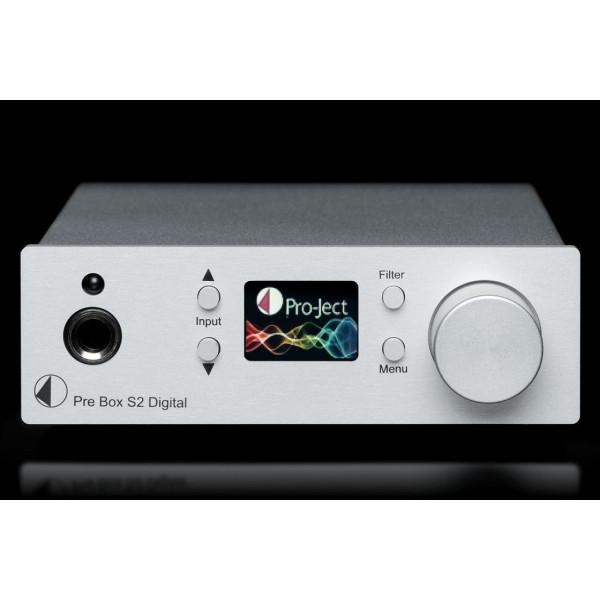 PRO-JECT PRE BOX S2 DIGITAL SILVER