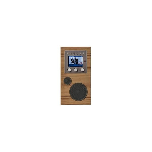 COMO AUDIO AMICO TEAK/BLACK
