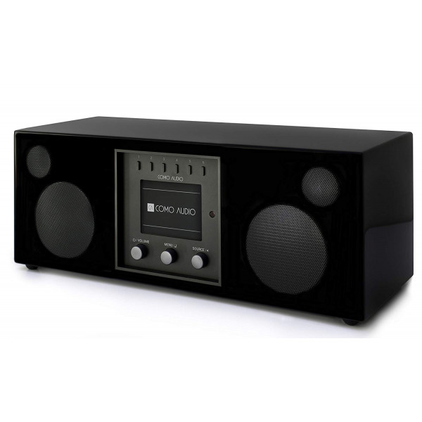 COMO AUDIO DUETTO BLACK