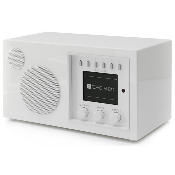 COMO AUDIO SOLO WHITE