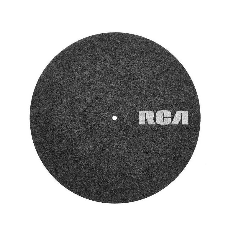 RCA 84034 PIANO DI APPOGGIO/SLIPMAT PER PIATTO DEL GIRADISCHI RCA FILZ