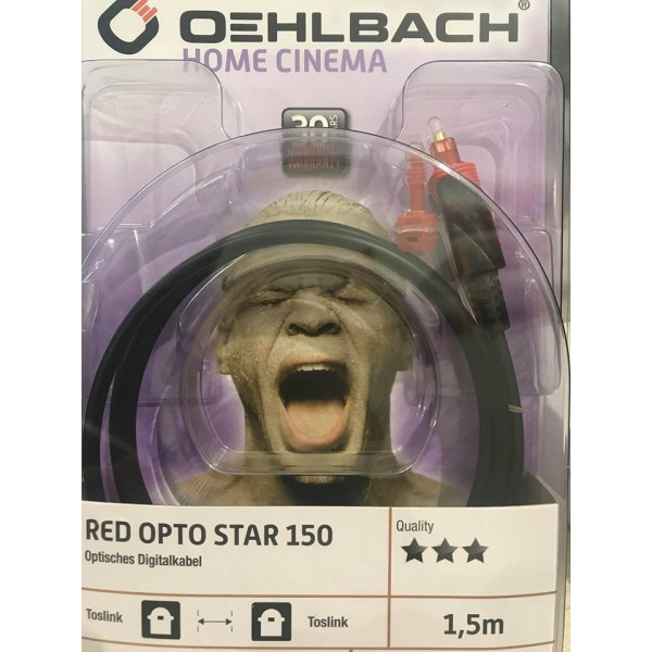 OEHLBACH RED OPTO STAR 150
