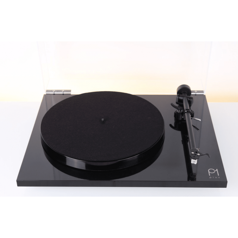 REGA PLANAR 1 PLUS HIGH GLOSS BLACK
