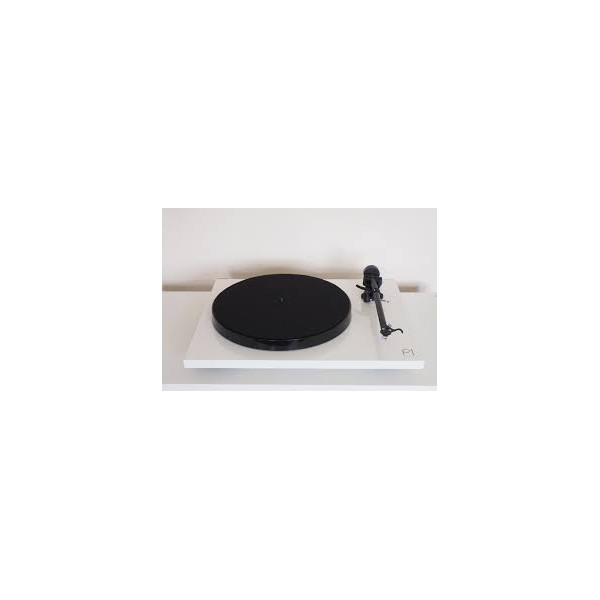 REGA PLANAR 1 PLUS HIGH GLOSS WHITE