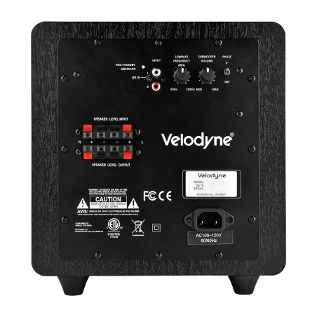 VELODYNE IMPACT MINI WHITE