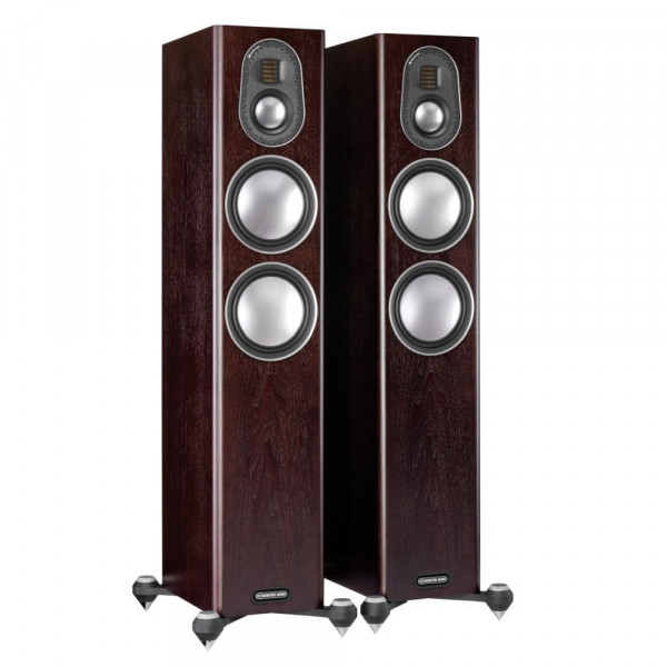 MONITOR AUDIO GOLD 200 5G DARK WALNUT