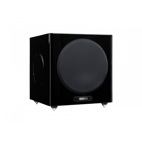 MONITOR AUDIO GOLD W12 5G PIANO GLOSS BLACK