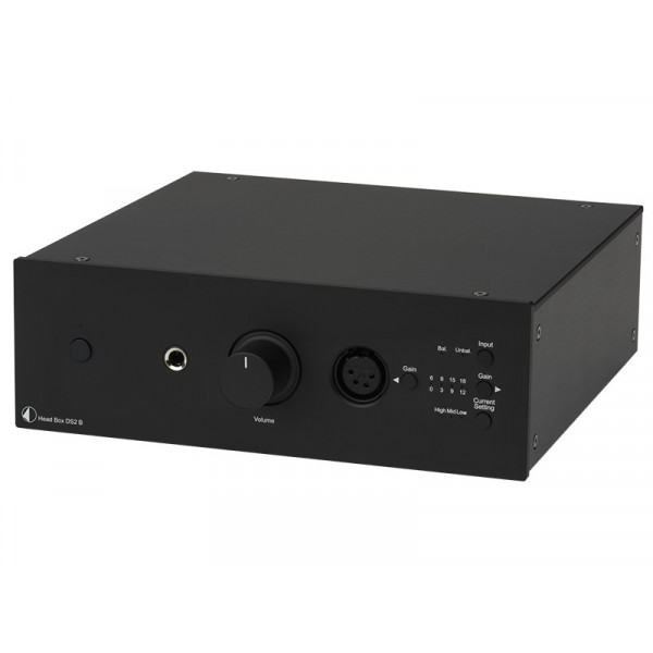 PRO-JECT HEAD BOX DS2 B BLACK