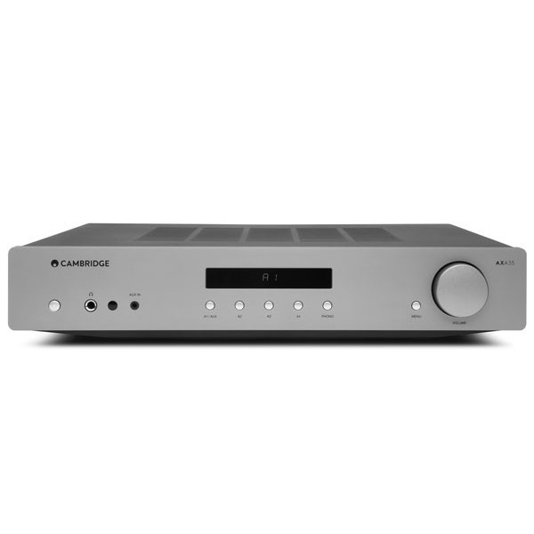 Cambridge Audio AX A35 SILVER