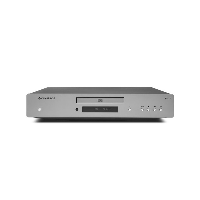CAMBRIDGE AUDIO AX C25  CDP SILVER