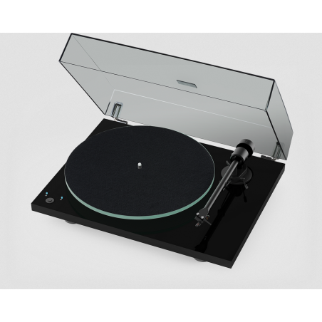 PRO-JECT T1 PHONO SB HIGH GLOSS BLACK