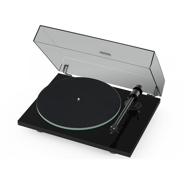 PRO-JECT T1 BT HIGH GLOSS BLACK