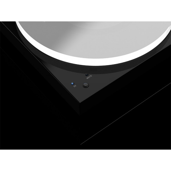 PRO-JECT X1 HIGH GLOSS BLACK