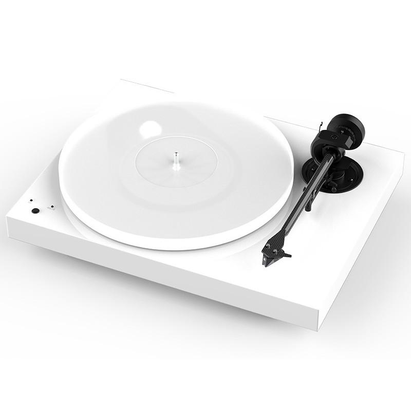 PRO-JECT X1 HIGH GLOSS WHITE