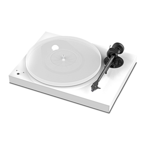 PRO-JECT X1 PICK IT S2 HIGH GLOSS WHITE