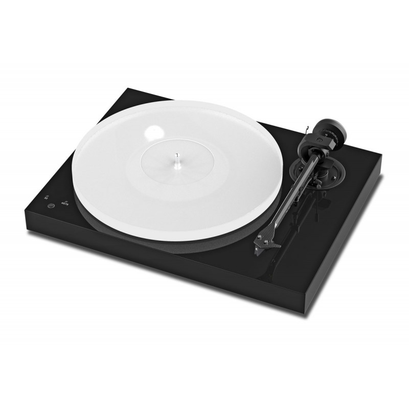PRO-JECT X1 PICK IT S2 HIGH GLOSS BLACK