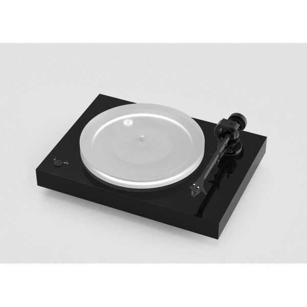 PRO-JECT X2 HIGH GLOSS BLACK