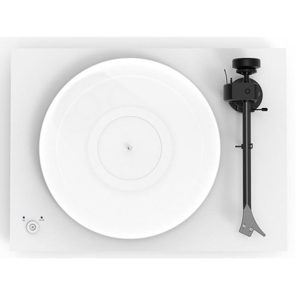 PRO-JECT X2 PICK IT 2M SILVER SATIN WHITE