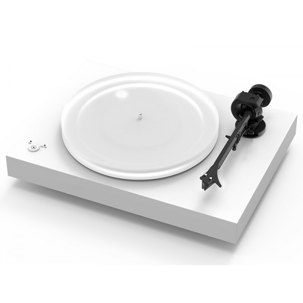 PRO-JECT X2 PICK IT 2M SILVER SATIN WHITE