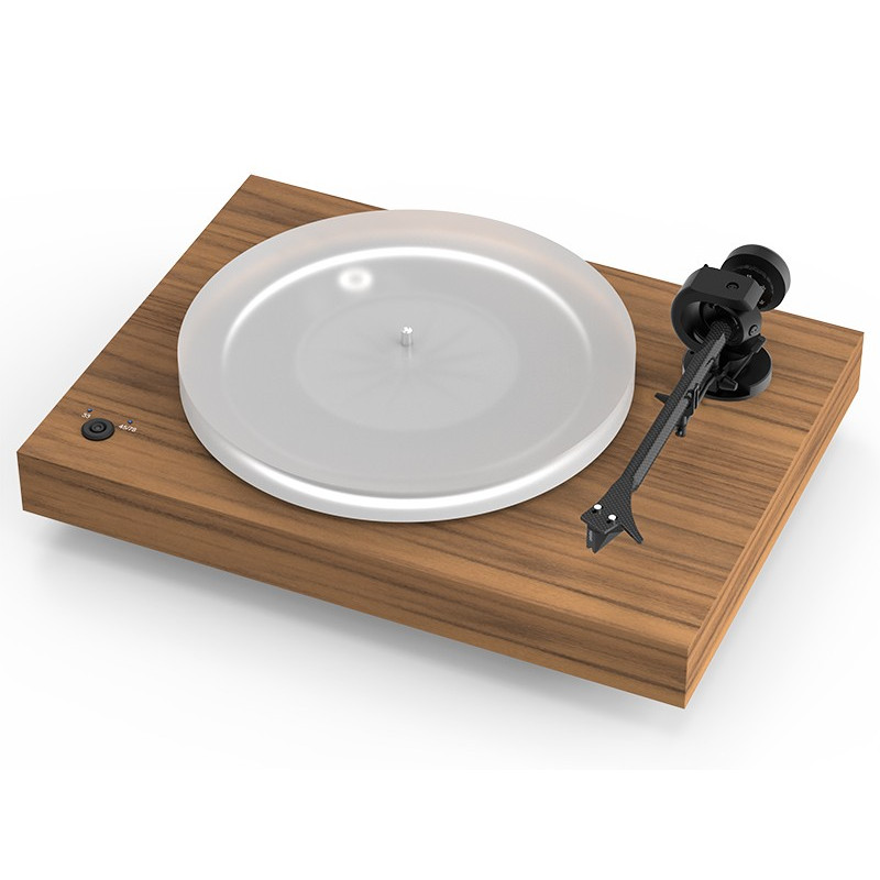 PRO-JECT X2 PICK IT 2M SILVER WALNUT