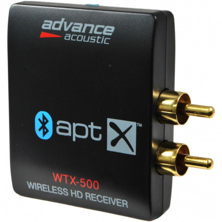 ADVANCE ACOUSTIC WTX 500 bluetooth receiver