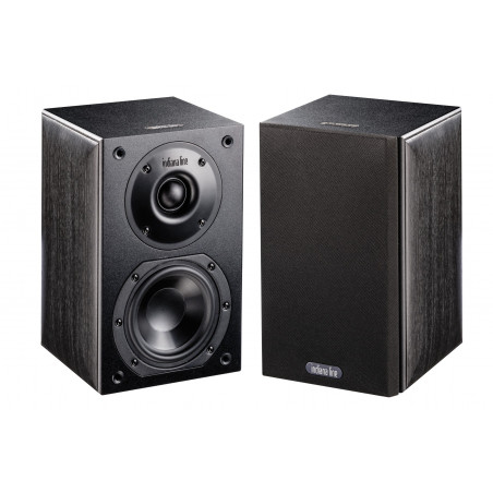 INDIANA LINE NOTE 240 XN PAIR SPEAKERS BLACK