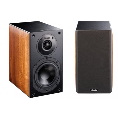 Indiana Line Note 250 Xl pair walnut speakers