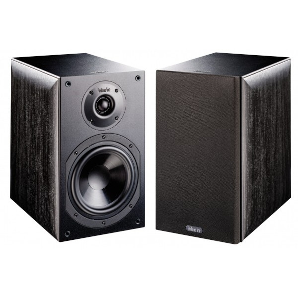 Indiana Line Nota 260 Xn couple black speakers