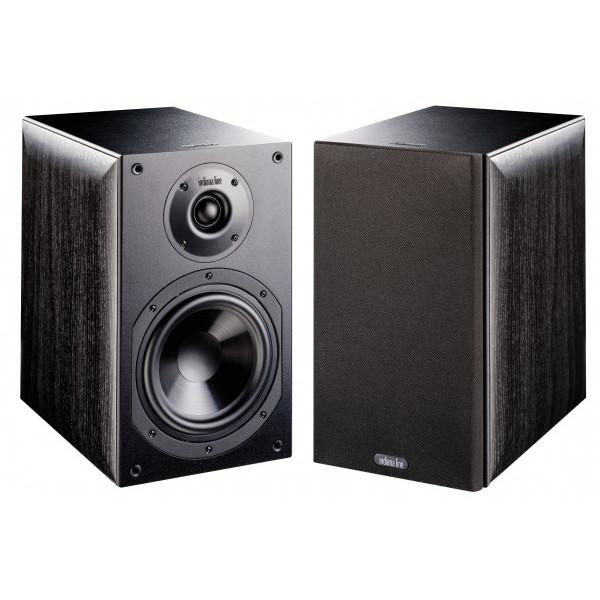 Indiana Line Nota 260 Xn couple black speakers