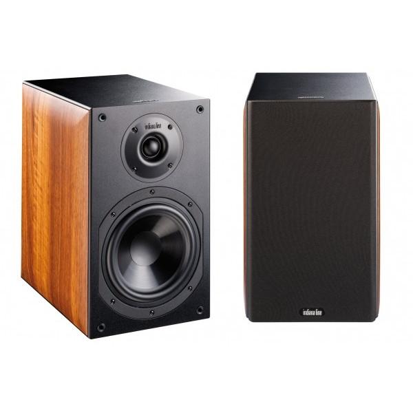 Indiana Line Nota 260 Xl couple walnut speakers