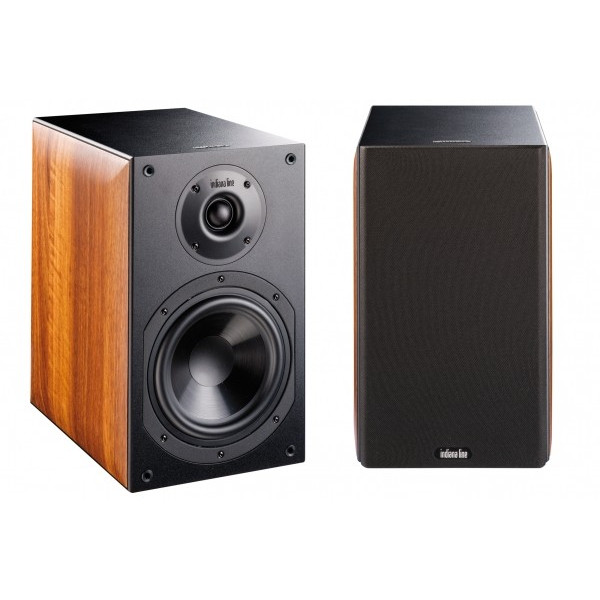 Indiana Line Nota 260 Xl couple walnut speakers