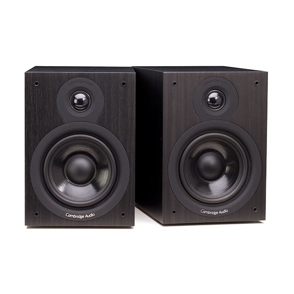 CAMBRIDGE AUDIO SX-50 BLACK - PAIR