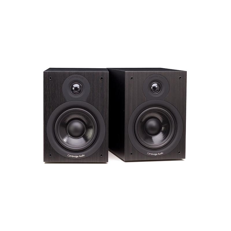 CAMBRIDGE AUDIO SX-50 BLACK - COPPIA