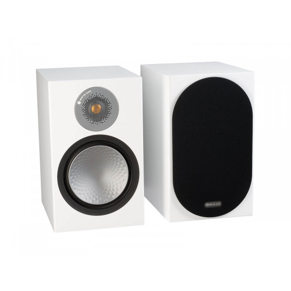 MONITOR AUDIO SILVER 100 6G SATIN WHITE