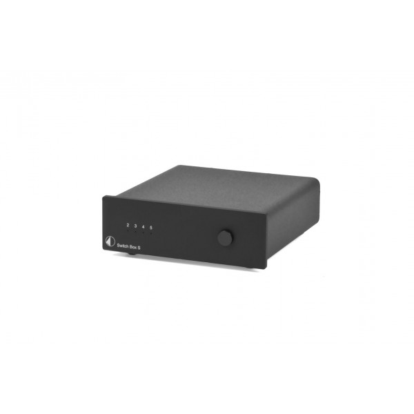 PRO-JECT SWITCH BOX S BLACK